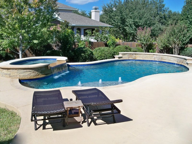 Swimming Pools Custom Swimming Pool Builder Austin Tx